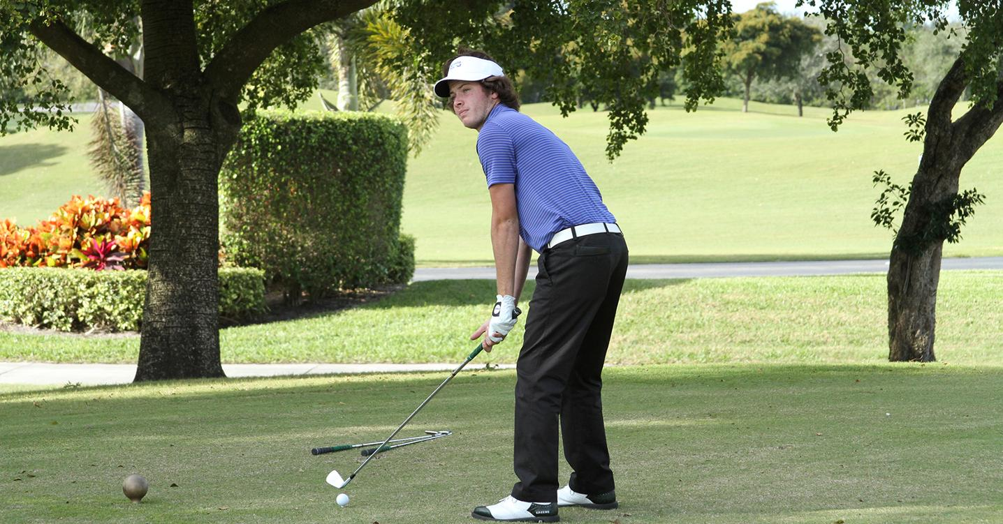 Men's Golf Ties for Second at Saint Leo Invite