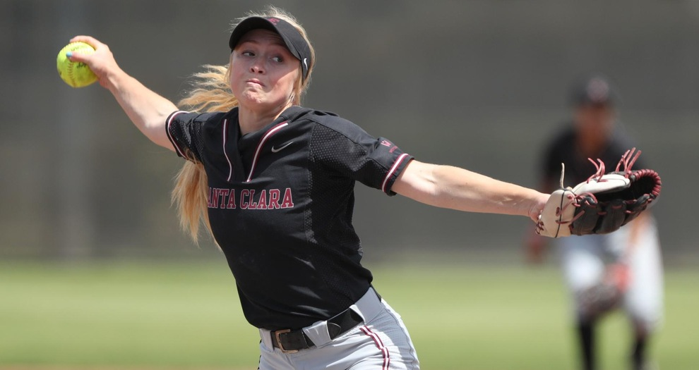 Softball Completes Sweep of San Diego Sunday