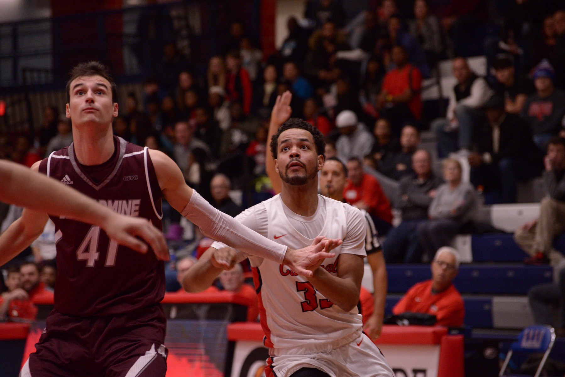 Men's Basketball registers 89-73 home victory over Grace Christian