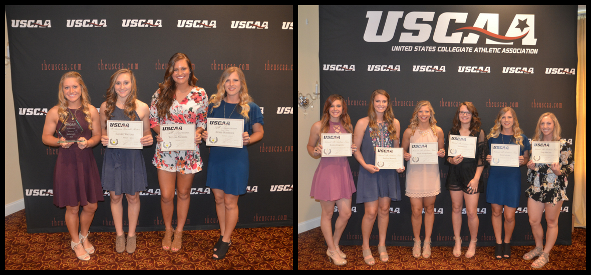 Softball Secures Four USCAA All-Americans and Six USCAA All-Academic Honorees