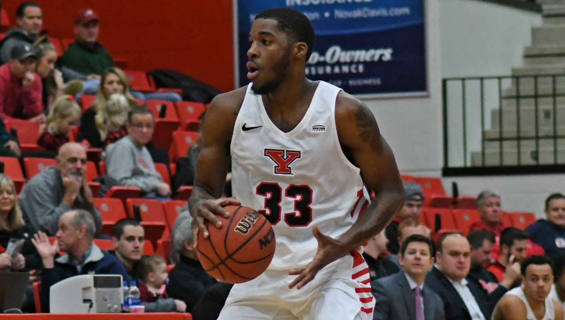 Naz Bohannon (Photo by Robert Hayes)