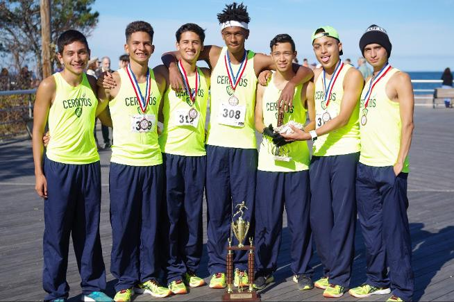 Men's Cross Country takes second place in New York