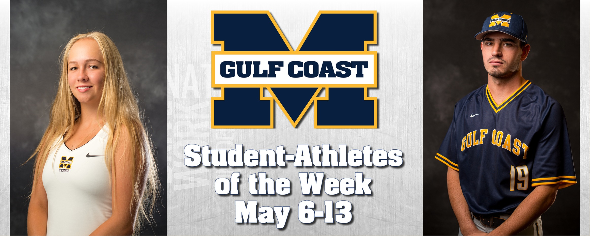 Lopareva, Fagan named MGCCC Student-Athletes of the Week