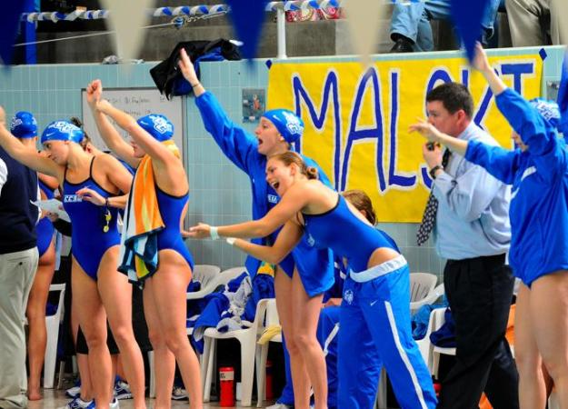 Swimming Earns CSCAA Award