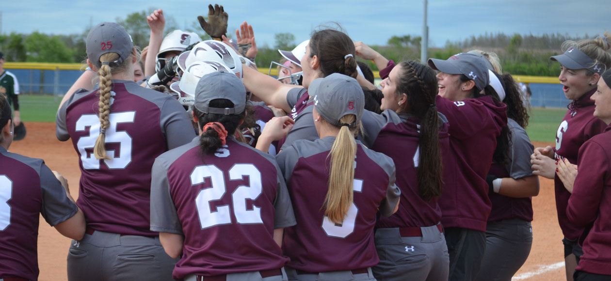 Softball Earns Fourth-Straight Win to Begin Season; Walks Off Against Salve Regina in NCAA Tournament Rematch