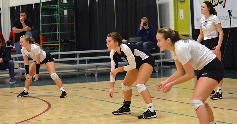 Pomeroys Go 3-0 on Second Day of USCAA Nationals