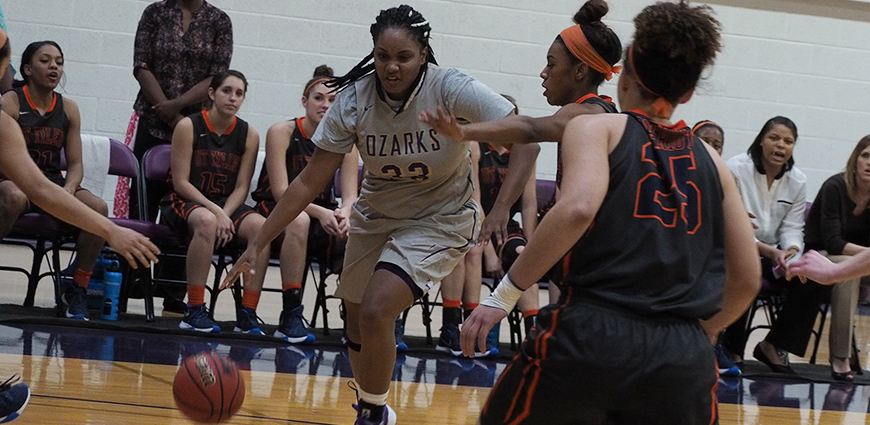No. 8 Texas-Tyler Women Top Ozarks