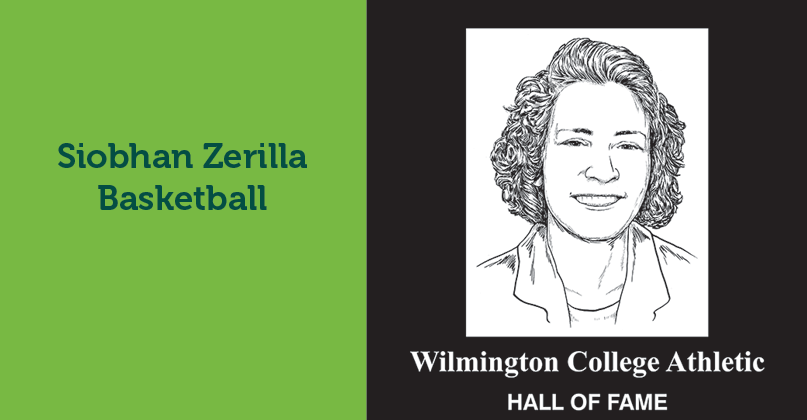 2016 Hall of Fame: Siobhan Zerilla