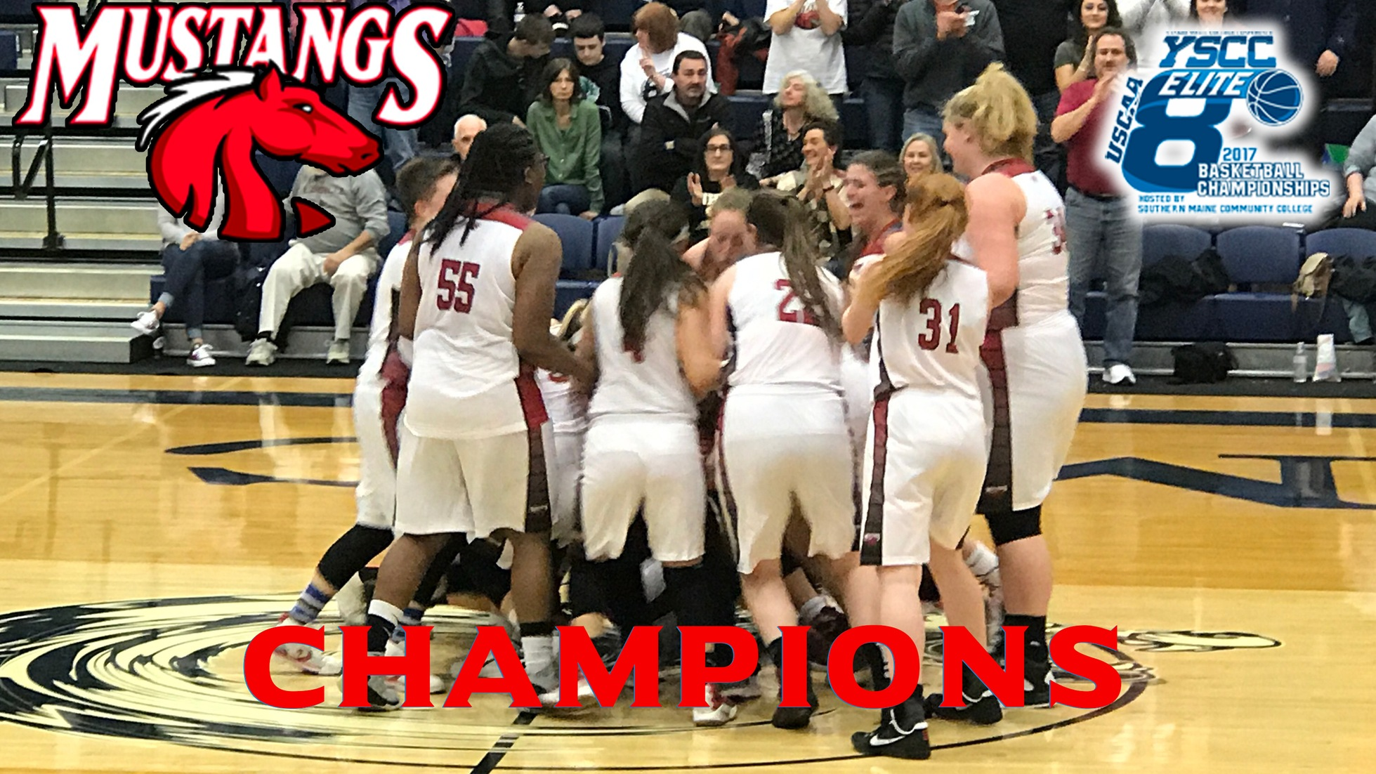 Lady Mustangs take home YSCC championship