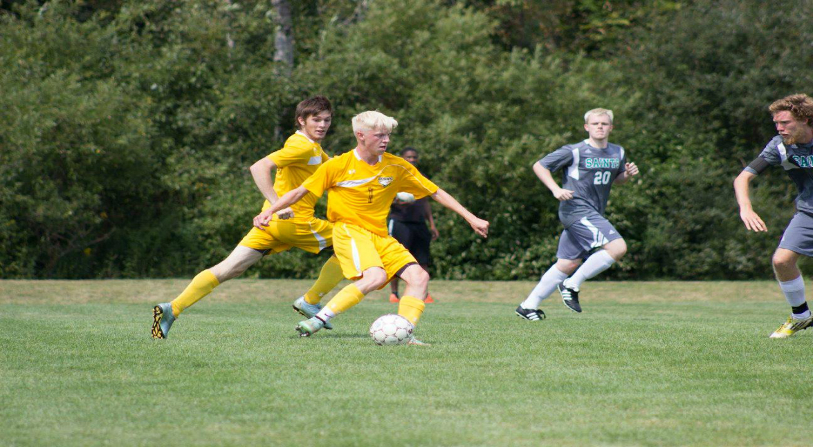 Men's Soccer vs North Country CC
