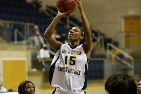 Lady Canes open PBC play with road win