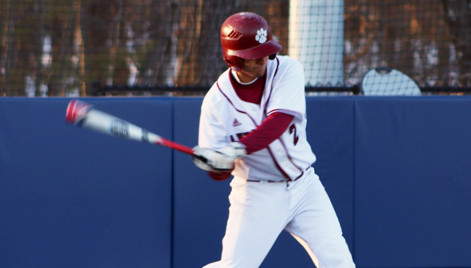 Gray Plates Three in Victory as Baseball Splits with Albertus Magnus