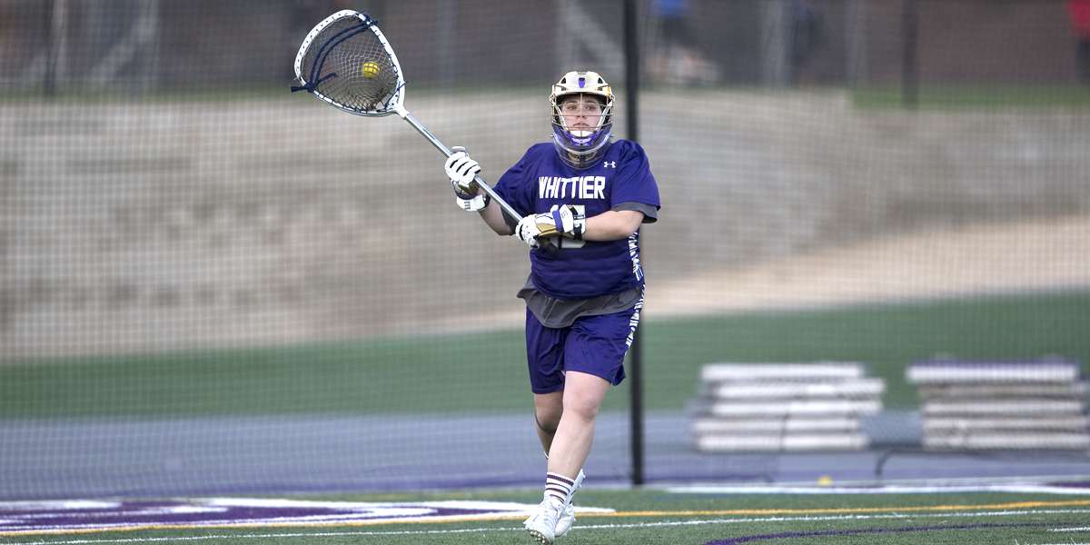 Women's Lacrosse puts up 12 goals against Chapman