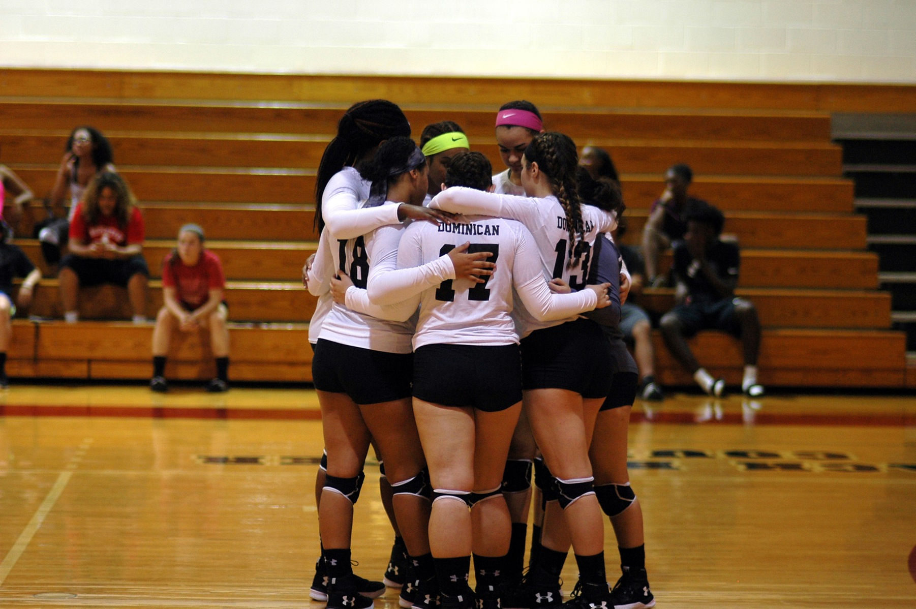 LADY CHARGERS FALL TO MERCY COLLEGE