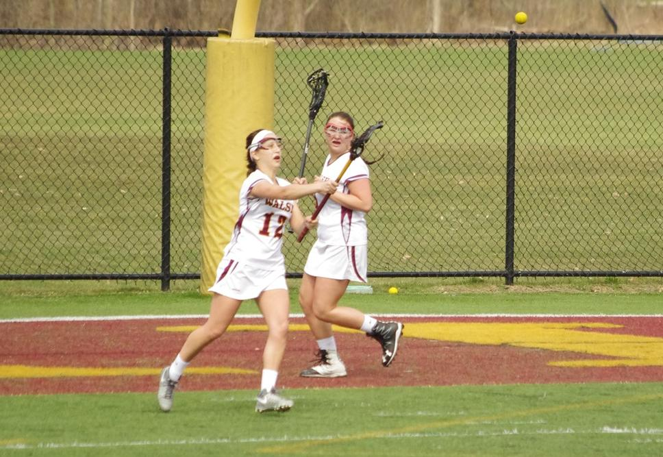 Women's LAX Selected Third In First G-MAC Poll