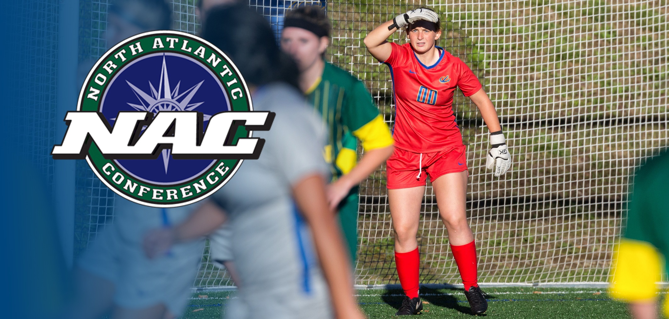 Conway Selected as NAC Defensive Player of the Week
