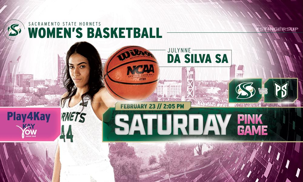 WOMEN'S HOOPS OPENS THREE-GAME HOMESTAND SATURDAY VS. PORTLAND STATE