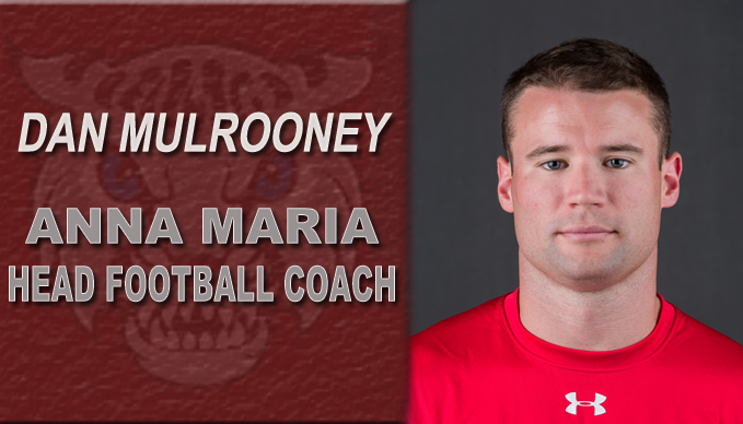 Dan Mulrooney Named Anna Maria Head Football Coach