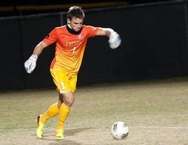 Eagles overcome Lander in penalty kicks to advance to Elite Eight