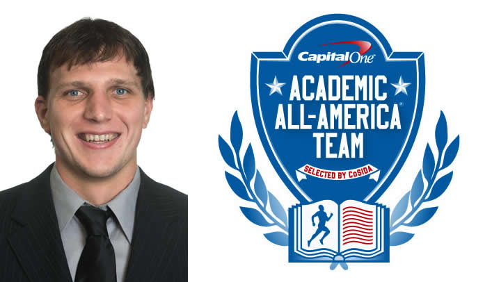 Jordan Singer Earns CoSIDA Academic All-American Honors