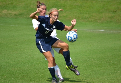 UMW Women's Soccer Falls at York in OT, 2-1