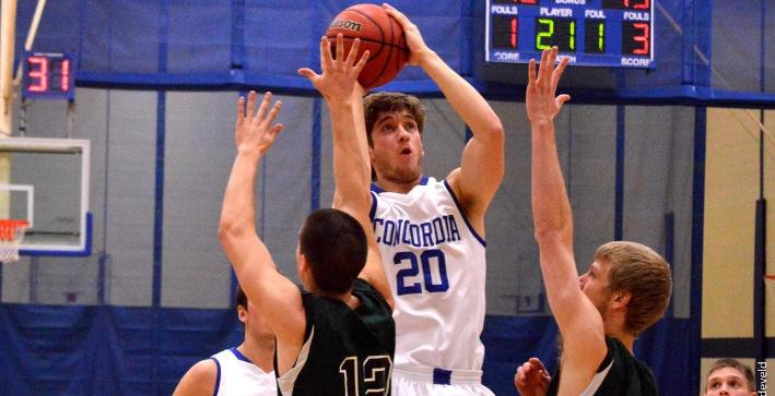Warriors take NACC game from Men's Basketball