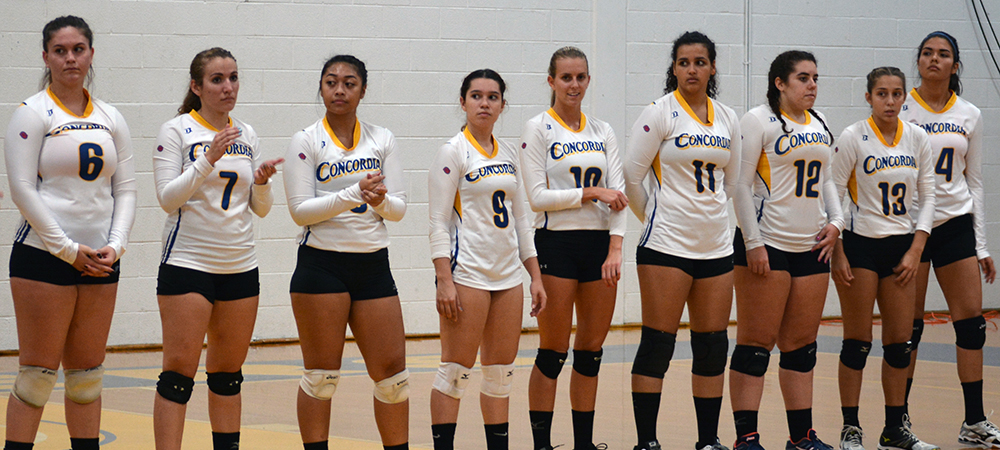 Women's Volleyball Concludes Season with 3-1 Defeat at Nyack