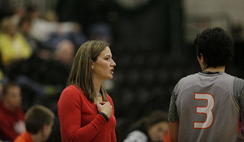 Juli Fulks Named RUSSELL ATHLETIC/WBCA NCAA Division III Region 8 Coach of the Year