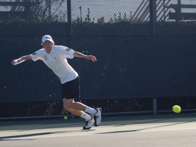 Men's Tennis Stays Undefeated in SCIAC