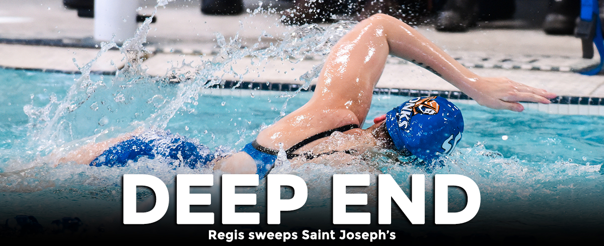 Regis Sweeps Saint Joseph's