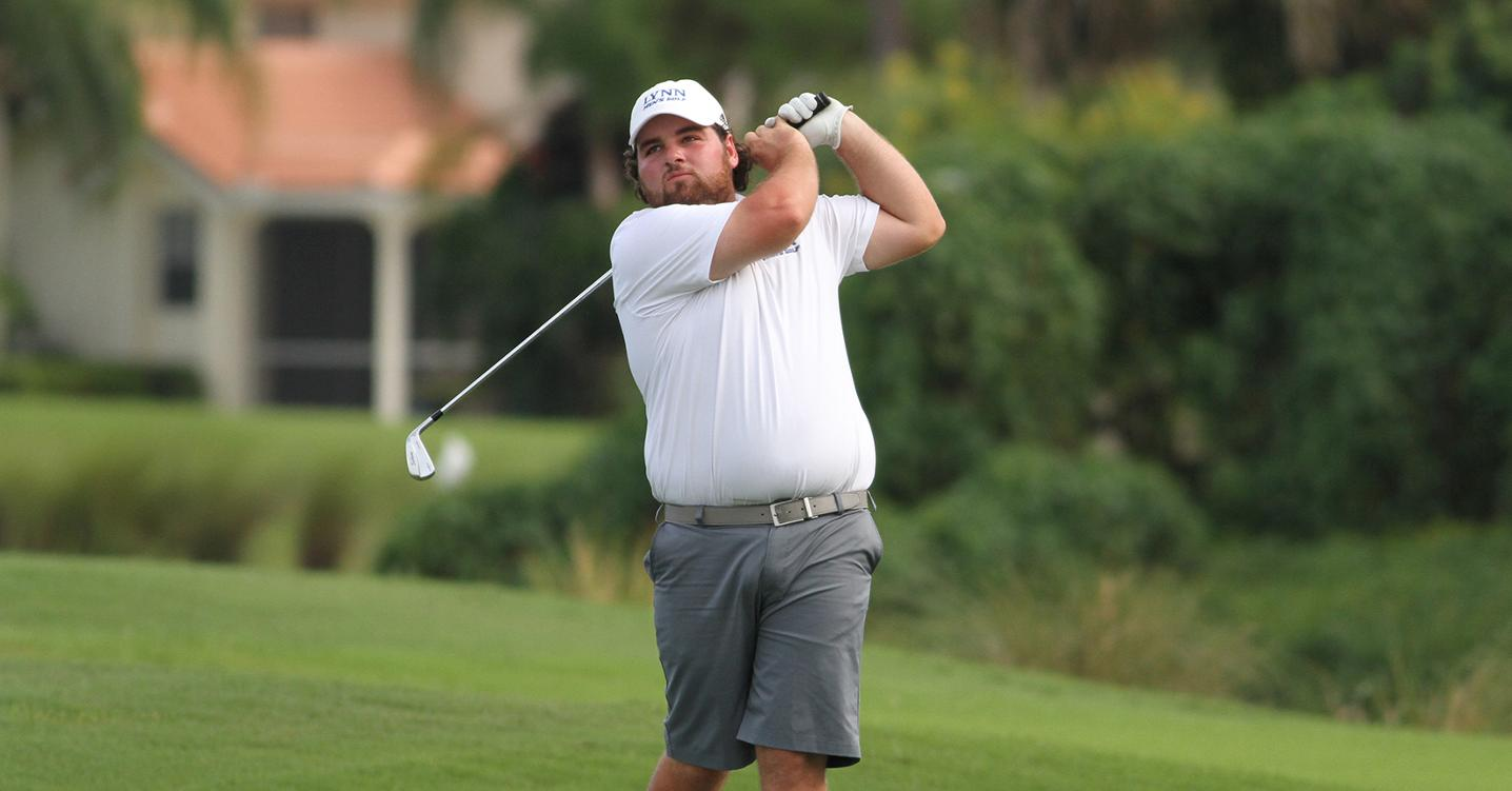 Men's Golf Owns Leaderboard at McDonough Cup