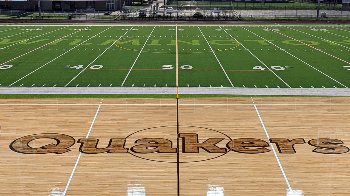 Williams Stadium and Hermann Court Receive Facelifts