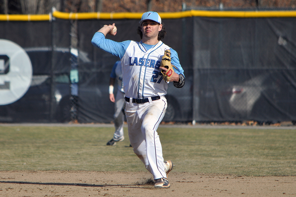 BB: Lasell splits with Colby-Sawyer in GNAC opener