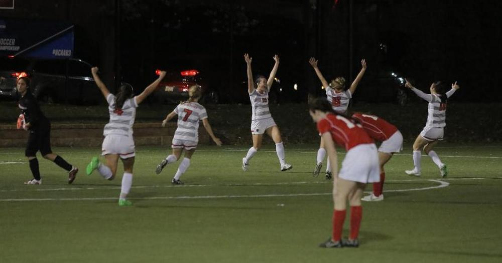Goal in OT Propels No. 5 Tartans to NCAA Sectional