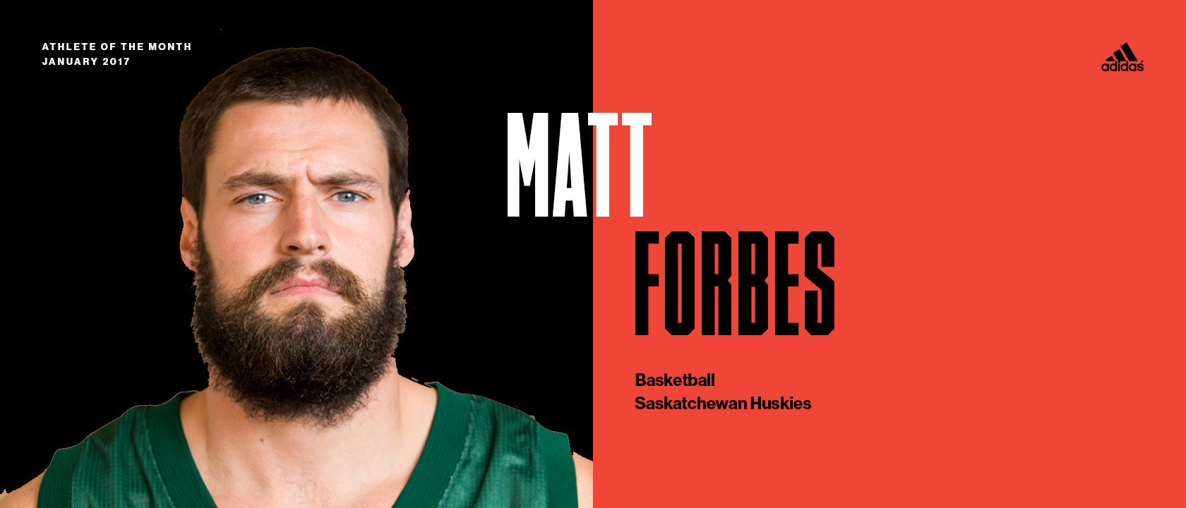 January: Matt Forbes