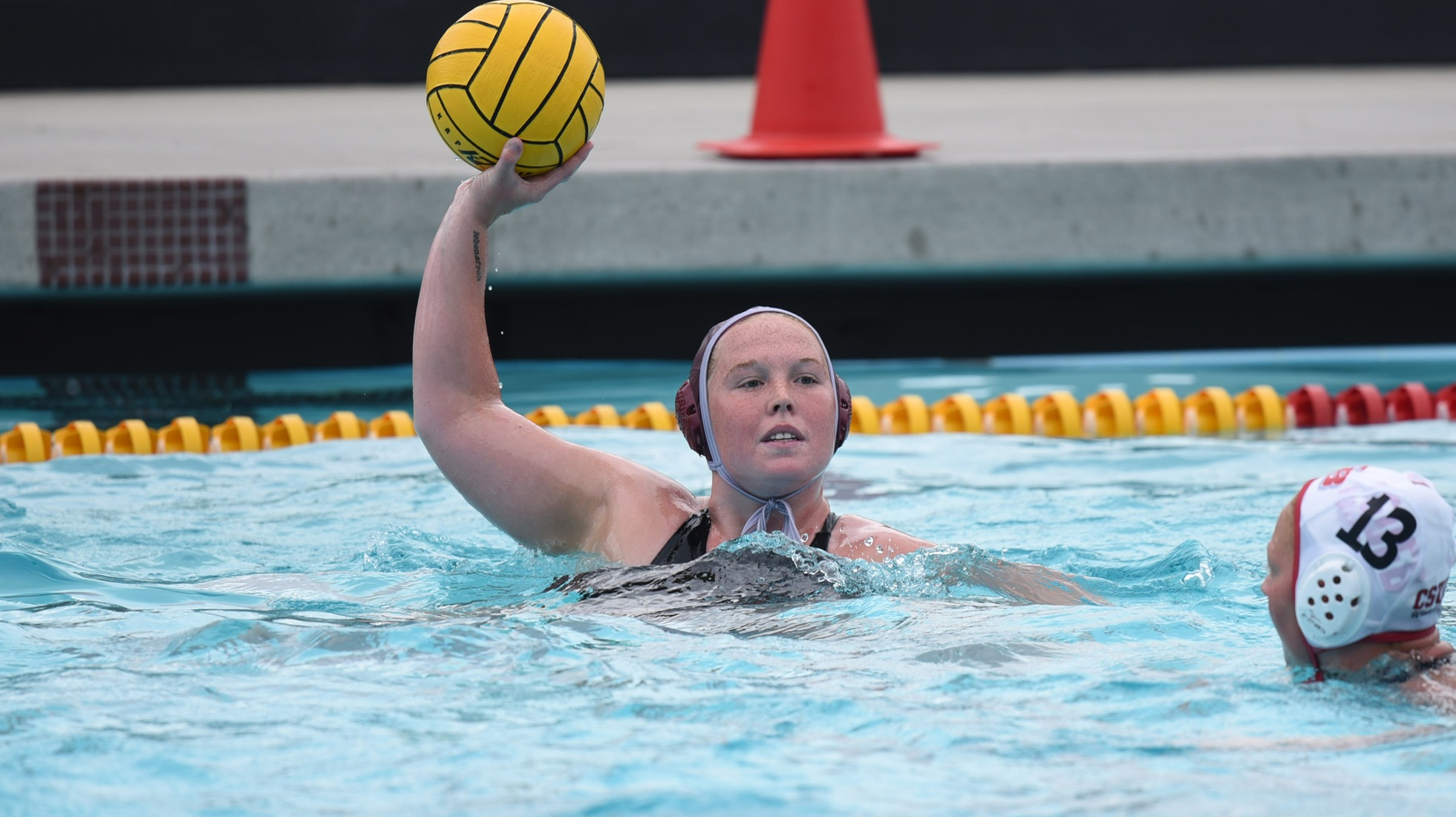 Second-Half Push Sends Women's Water Polo Past Cal State East Bay
