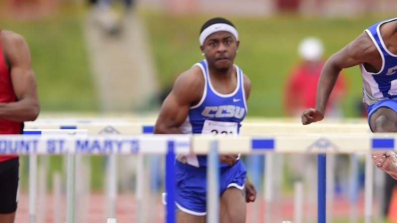 Alston Leads Men's Track and Field at Wagner College Invite Friday