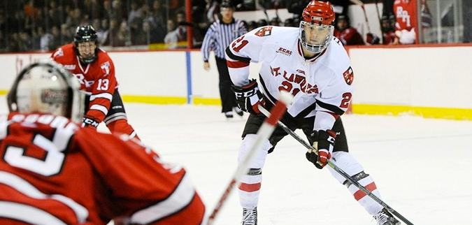 ECAC: St. Lawrence Trying To Shake Another Midseason Funk