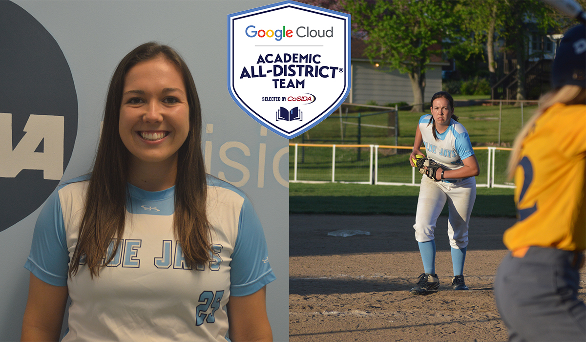 Price Named Google Cloud CoSIDA Academic All-District