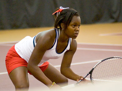 FSU Women's Tennis Drops Road Match