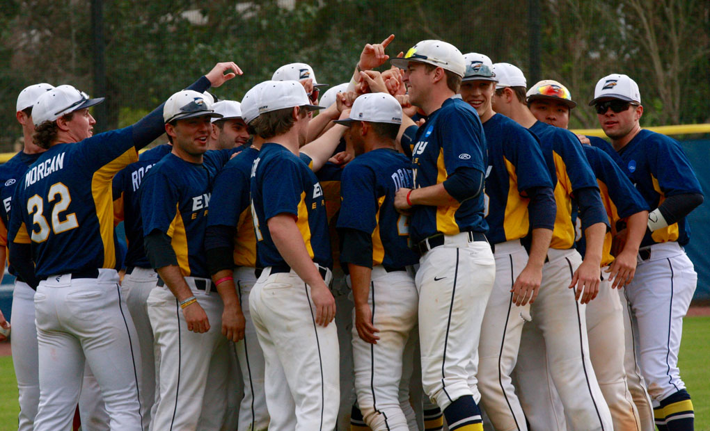 Time Change For Saturday's Emory vs. Huntingdon Baseball Game