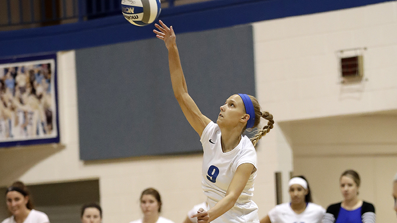 Thomas More Splits Two Matches in St. Louis