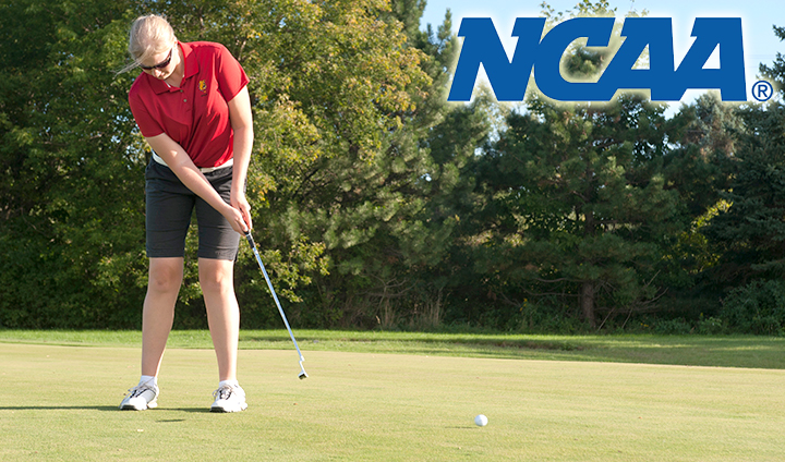 Women's Golf Eighth After First Round At NCAA-II East Super Regional