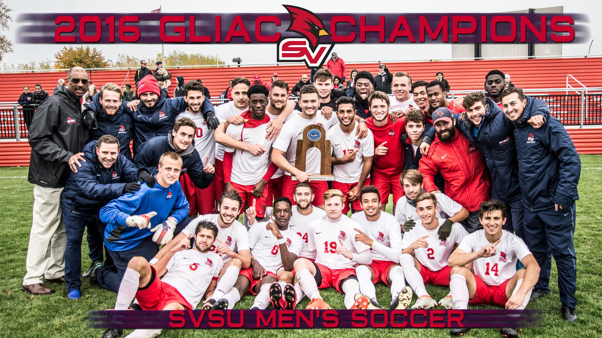 Cardinals Claim GLIAC Championship With 3-1 Victory Over Wildcats