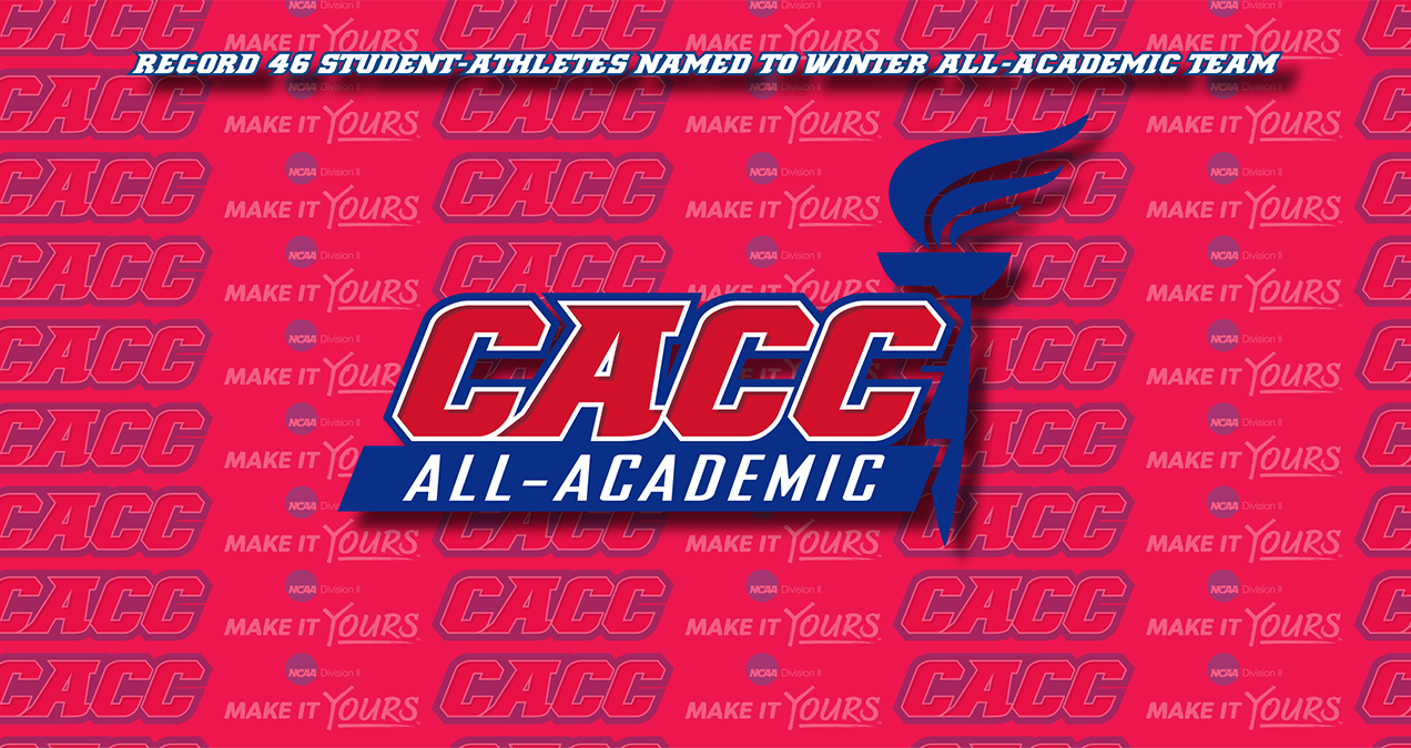 Record 46 Student-Athletes Named to 2015-16 CACC Winter All-Academic Team