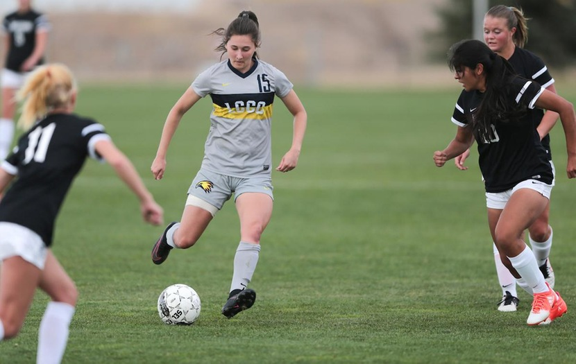 Women's Soccer Shutout Trappers