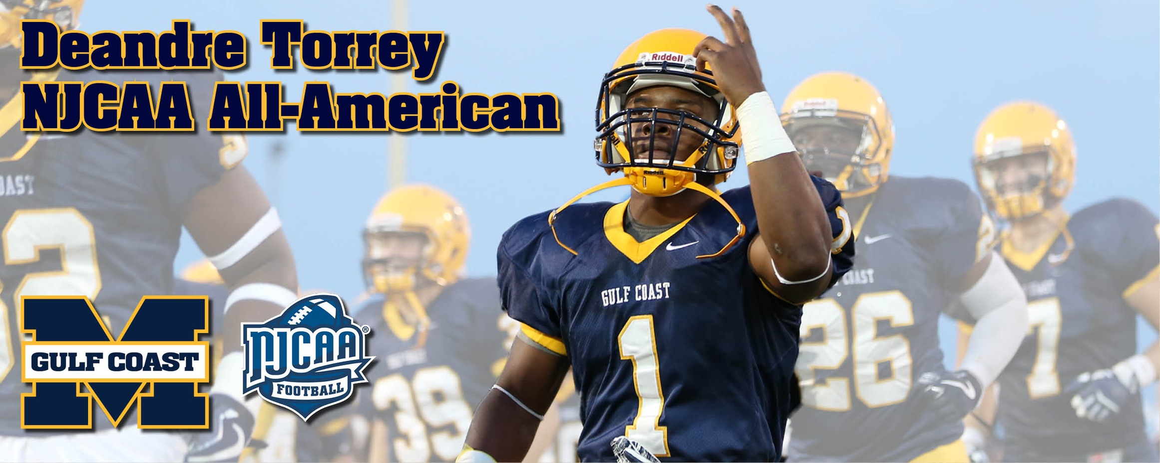 Torrey named All-American