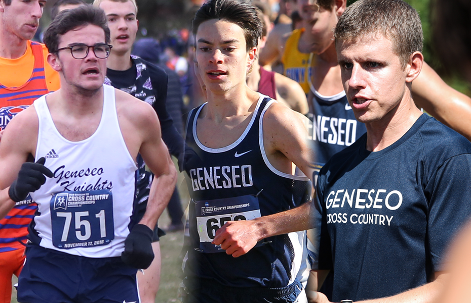SUNYAC announces 2018 men's cross country annual awards