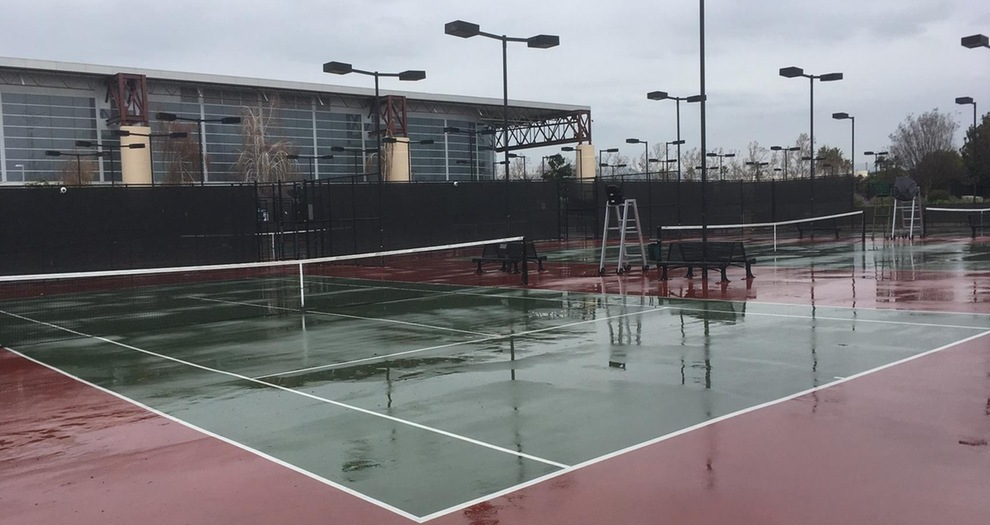 Men's Tennis Has Time And Location Changes for Tuesday