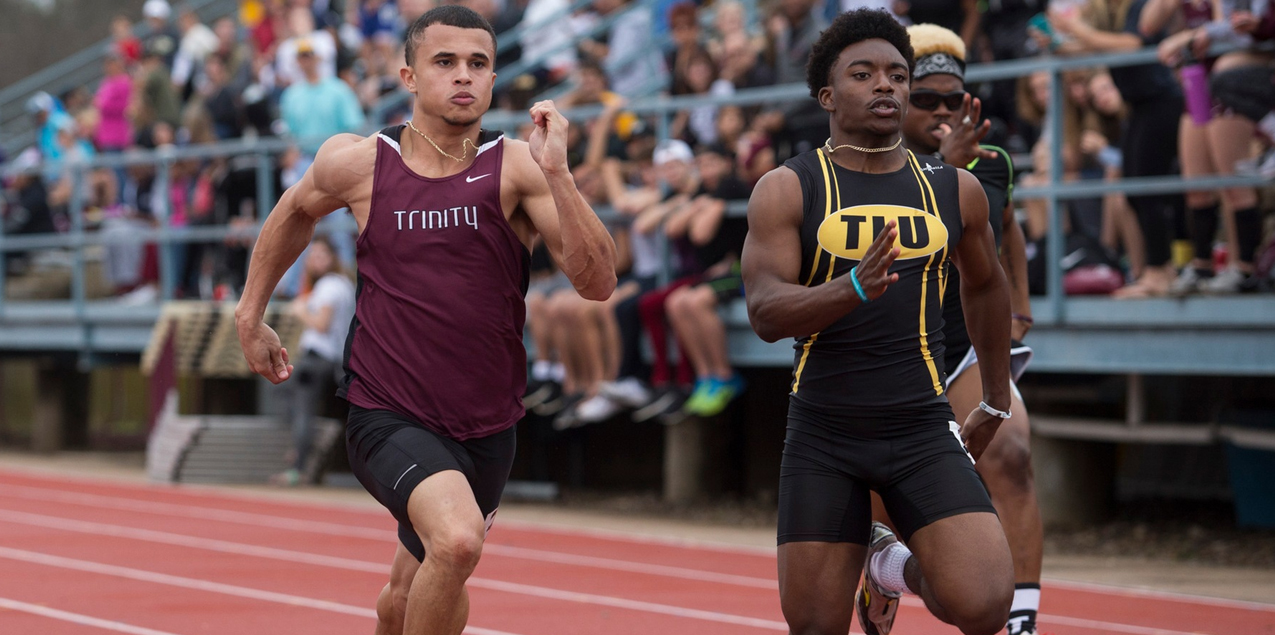 SCAC Men's Track & Field Recap - Week One